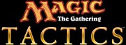 Magic the Gathering Tactics Wiki