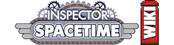 Inspector SpaceTime Wiki