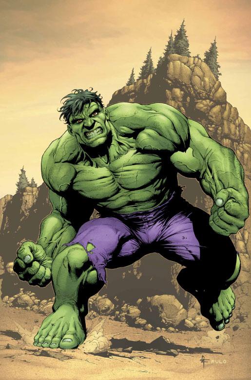 Good Hulk Comics Hulk am Very Good-looking