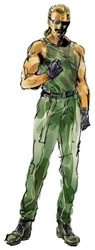 Benedict Kazuhira Miller Metal Gear Malta Ending miller & ocelot dialogue. metal gear malta wordpress com