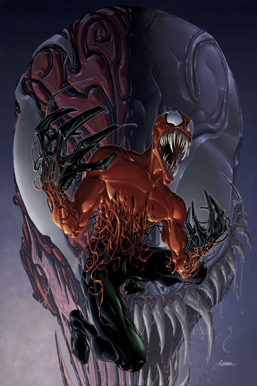 Anti Venom Vs Toxin Mac gargan was venom right