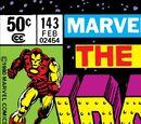 Iron Man Vol 1 143
