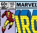 Iron Man Vol 1 165