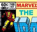 Iron Man Vol 1 168
