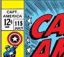 Captain America Vol 1 115
