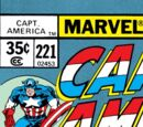 Captain America Vol 1 221