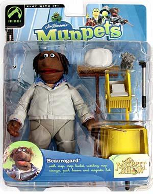Beauregard Action Figure Muppet Wiki