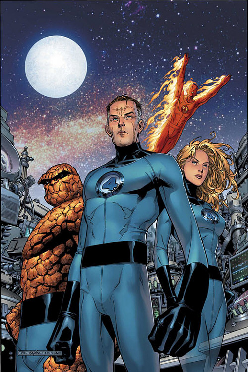 FANTASTIC FOUR (Earth-616) - Marvel Comics Database