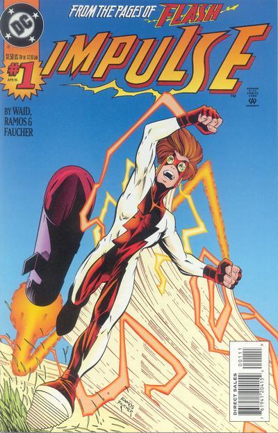 Impulse | Wiki | Superhero And Villain RP Amino