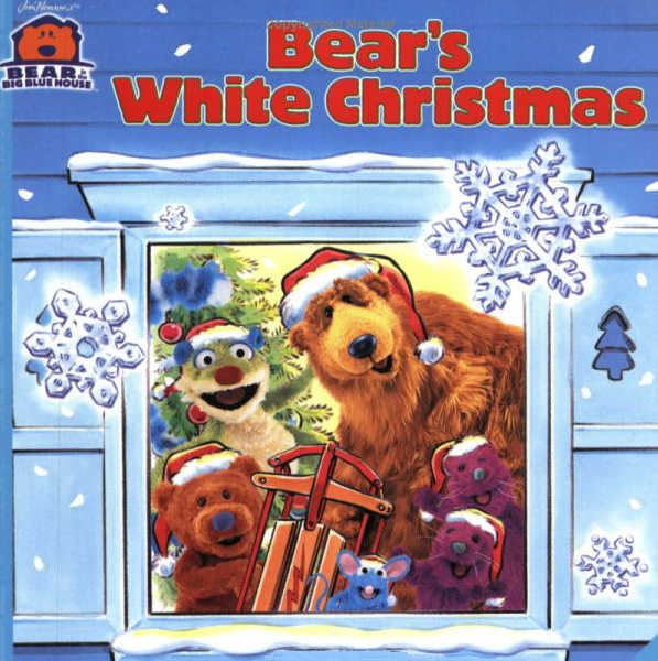 bear in the big blue house christmas books muppet wiki. Black Bedroom Furniture Sets. Home Design Ideas