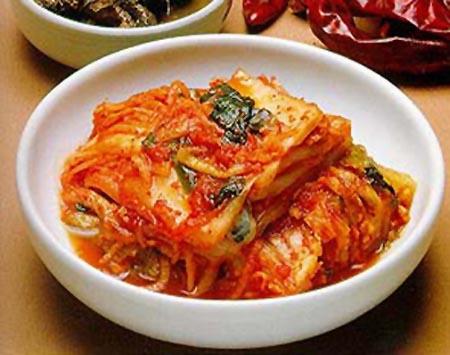 Spicy Kimchi Mushroom Pancakes Recipes Wiki
