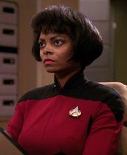 Joyce Robinson   Memory Alpha   Fandom powered by Wikia