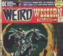 Weird Western Tales Vol 1