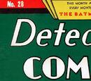 Detective Comics Vol 1 28