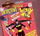 Batgirl One Shots