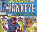 Solo Avengers Vol 1 2