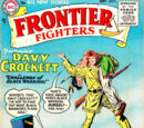 Frontier Fighters Vol 1