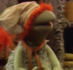 Boober fraggle is the official chef and gourmet of quot fraggle rock