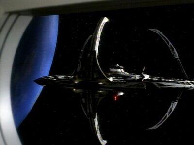 Erster Blick auf Deep Space 9