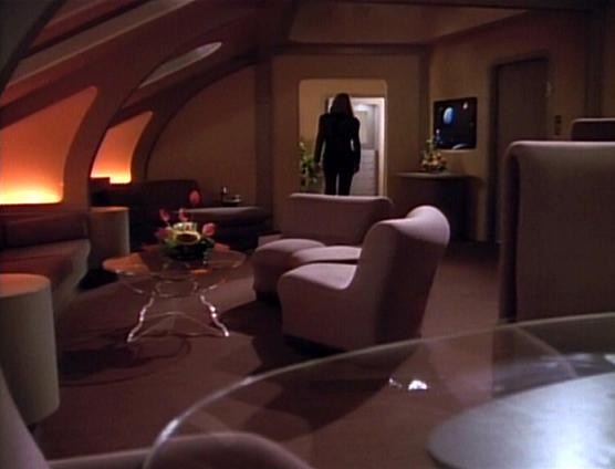 Crew Quarters Star Trek Expanded Universe Fan Fiction