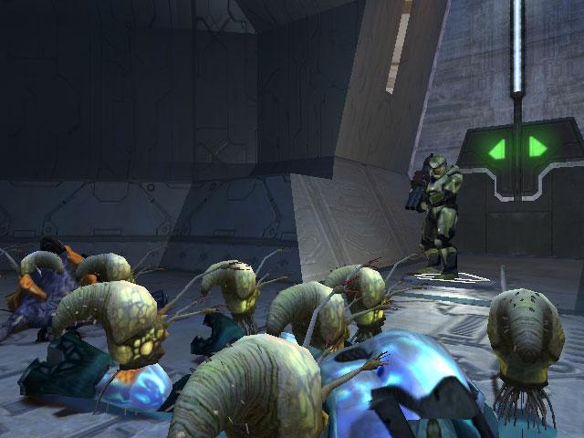 Halo Combat Evolved Anniversary Flood in Halo Combat Evolved