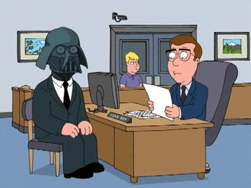 Darth Vader - Family Guy WikiJames Earl Jones Darth Vader Family Guy