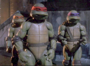 Teenage Mutant Ninja Turtles Film Muppet Wiki