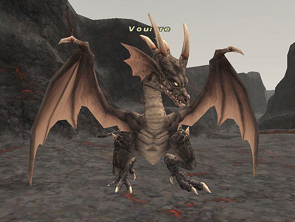 Vouivre Ffxiclopedia The Final Fantasy Xi Wiki