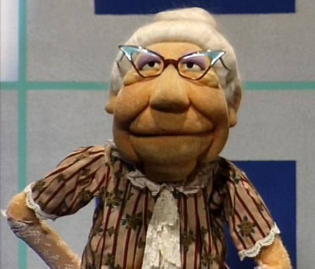 Agnes Stonewick Muppet Wiki