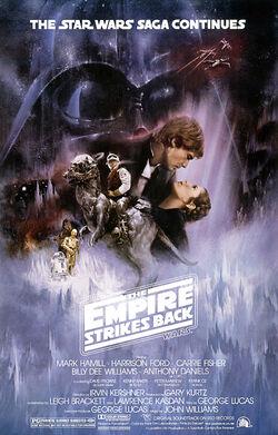 Empire strikes back old