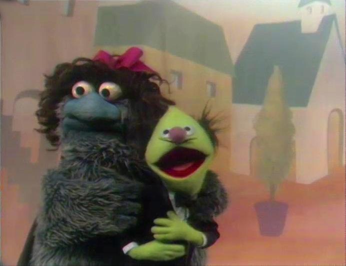 Beautiful Day Monster - Muppet Wiki