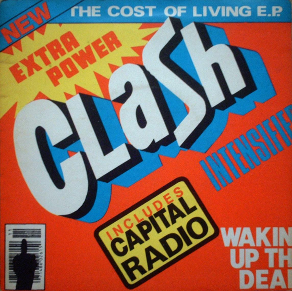 Clash Hitsville UK