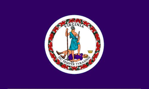 Image - Virginia state flag.png - Lostpedia - The Lost Encyclopedia