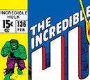 Incredible Hulk Vol 1 136