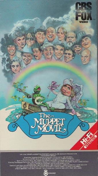 TMMfirstrelease editedThe Muppet Movie Vhs