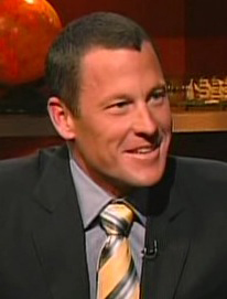 Lance Armstrong - Wikiality, the Truthiness Encyclopedia