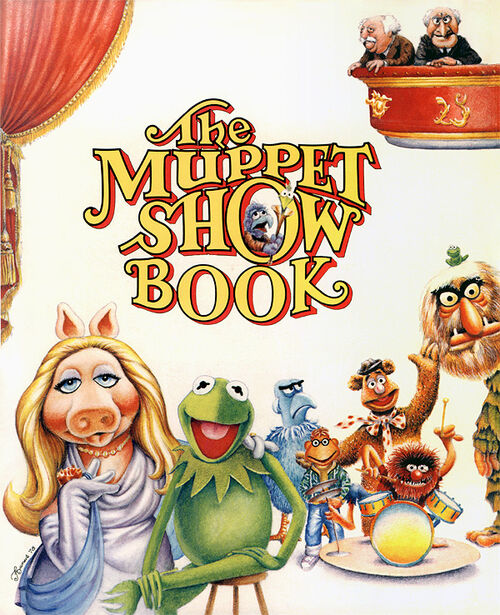 Quotes On The Muppets As Adult Oriented Characters: The Muppet Show Book