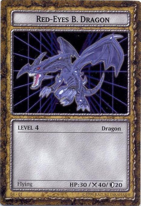 Red Eyes B Dragon Ddm Yu Gi Oh Wikia
