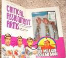 Six Million Dollar Man (Critical Assignment Arms)