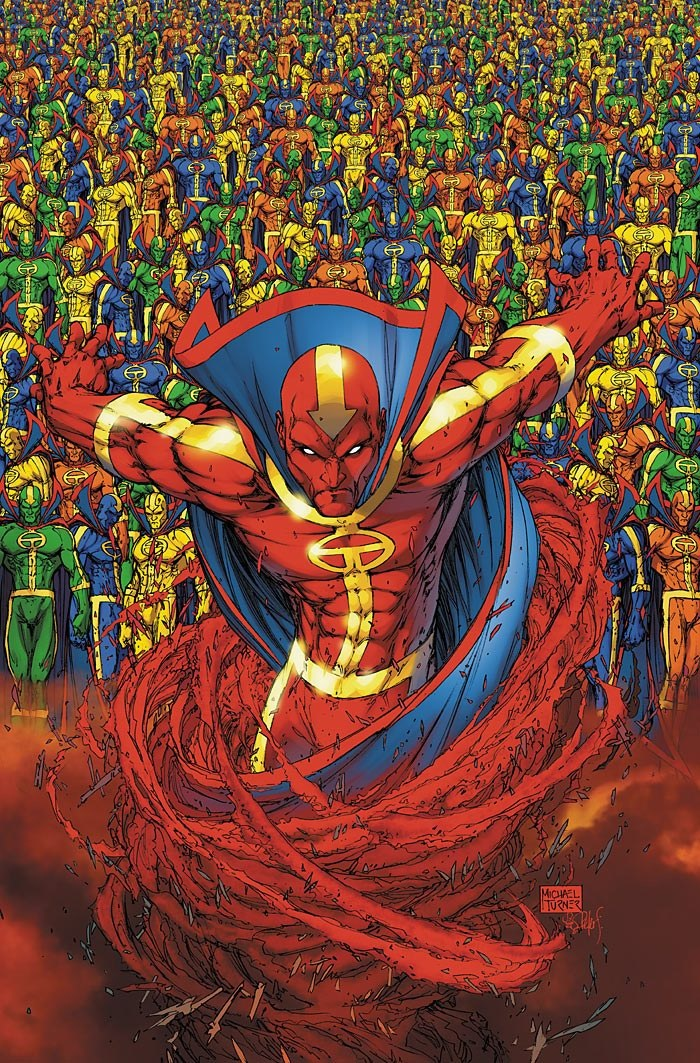 Red Tornado New Earth Dc Comics Database