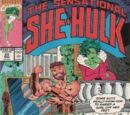 Sensational She-Hulk Vol 1 25