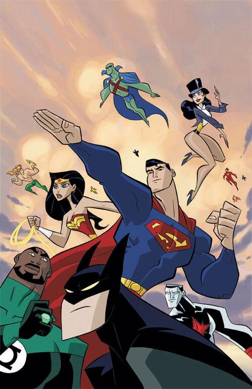 Justice League Unlimited Vol 1 1 - DC Comics Database