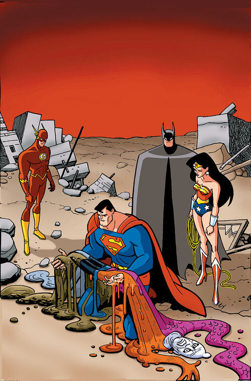 Justice League Unlimited Vol 1 31 - DC Comics Database