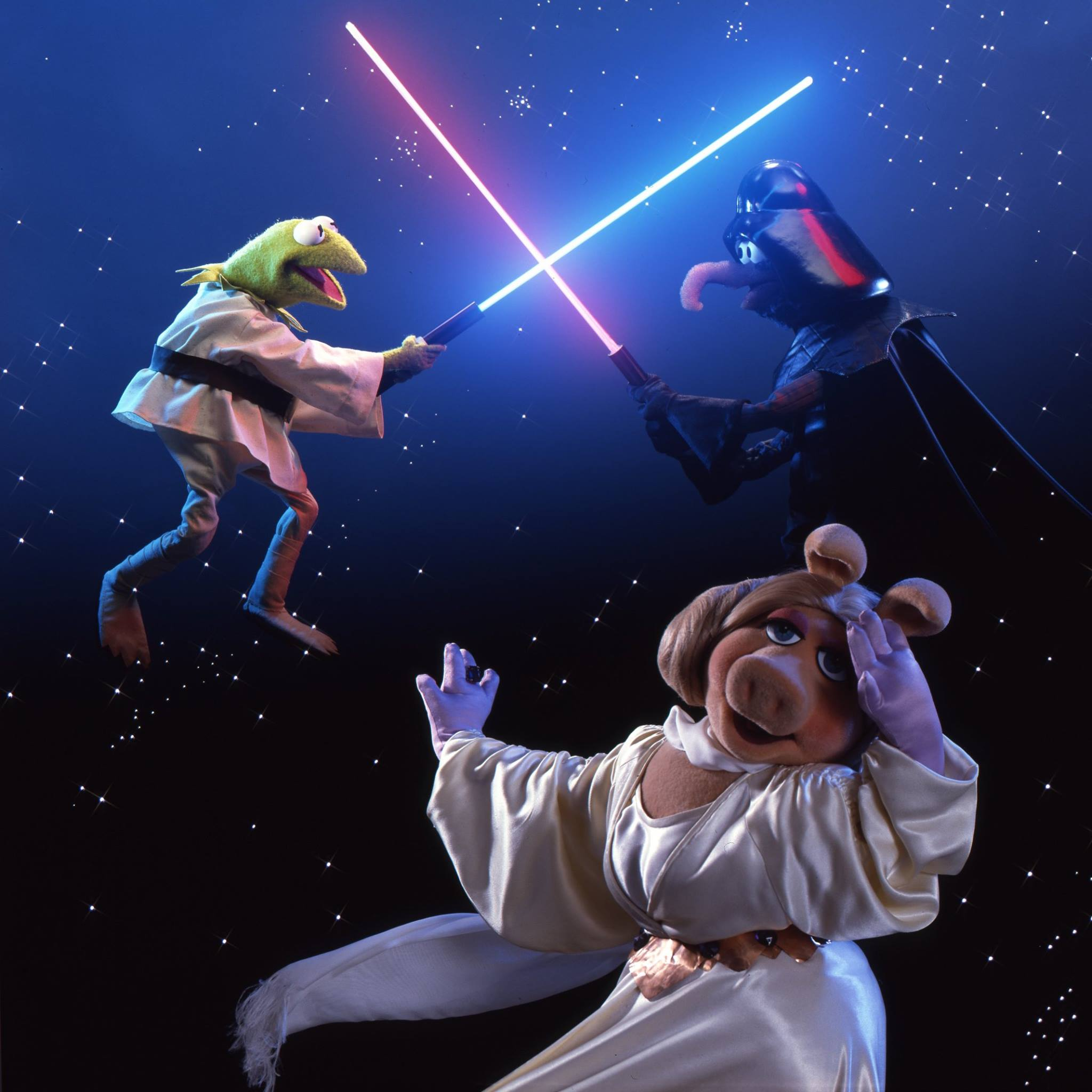 Muppets and Star Wars