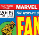Fantastic Four Vol 1 143