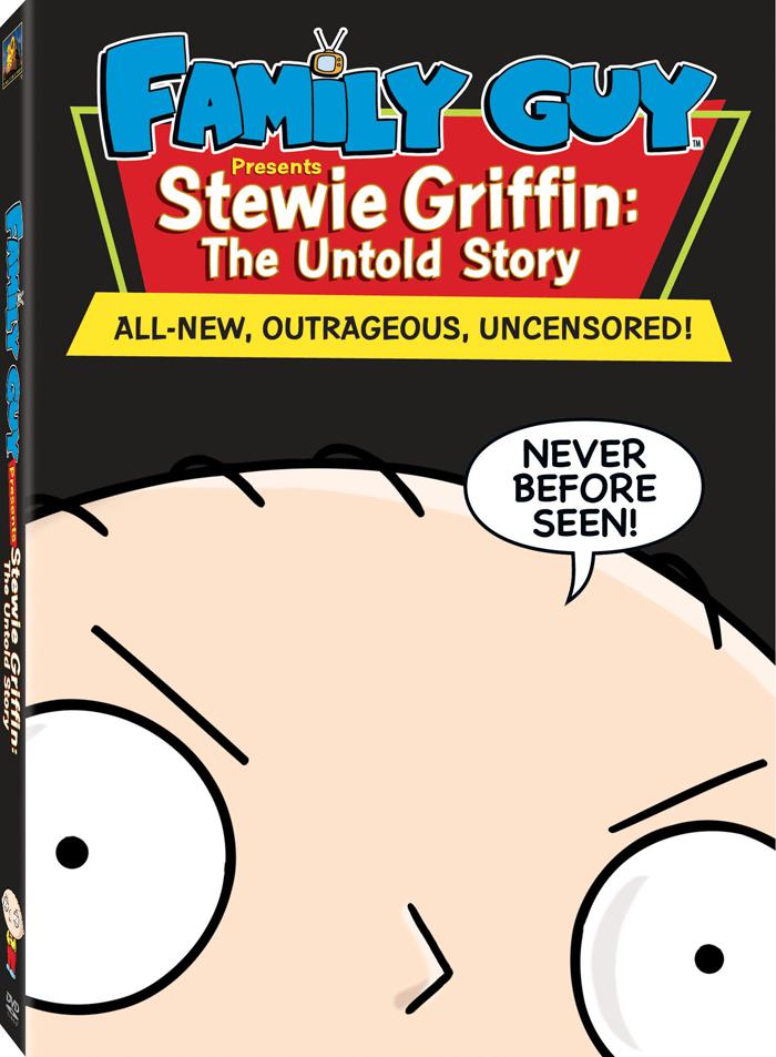 Stewie Griffin: The Un... Ellen Page Netflix