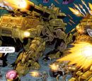 Armored Robot Hunters