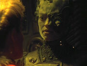 Janeway confronts Seven of Nine