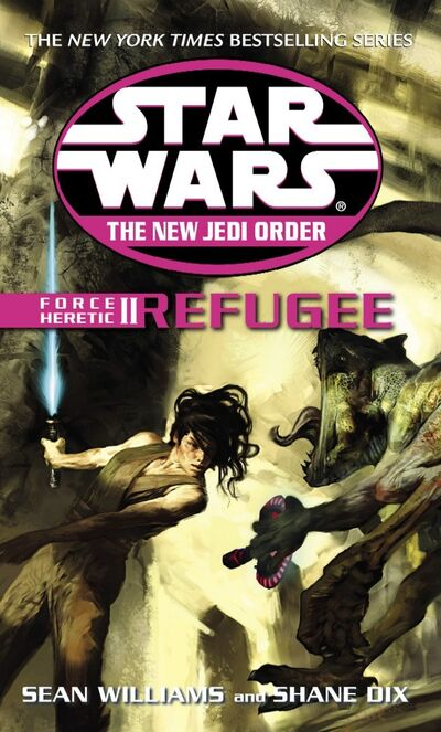 Force Heretic - Refugee Cover