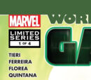 World War Hulk: Gamma Corps Vol 1 1